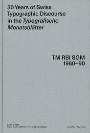 30 Years of Swiss Typographic Discourse in the Typogra Sche Monatsblatter image