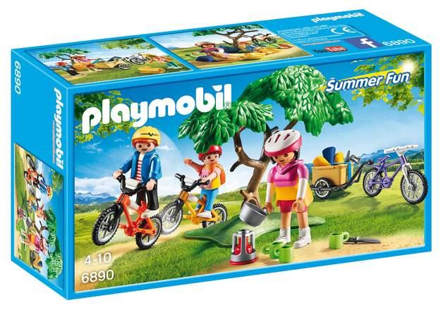 Playmobil: Summer Fun - Biking Trip