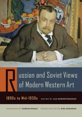 Russian and Soviet Views of Modern Western Art, 1890s to Mid-1930s image