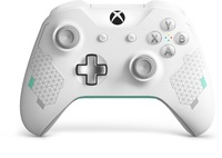 Xbox One Wireless Controller - Sport White Special Edition for Xbox One