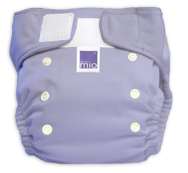Bambino Mio: Miosolo All-in-One Nappy - Parma Violet