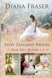 New Zealand Brides Box Set by Diana Fraser image