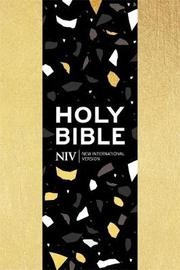 NIV Pocket Gold Soft-tone Bible with Zip by New International Version