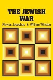 The Jewish War by Flavius Josephus image