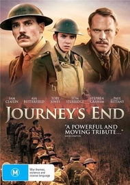 Journey's End on DVD image