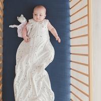 Woolbabe: Summer Weight Sleep Bag - Midnight Stars (3-24 Months) image