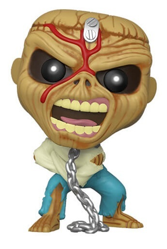 Iron Maiden: Eddie (Piece of Mind) - Pop! Vinyl Figure