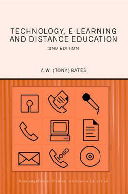 Technology, e-learning and Distance Education by A.W. Bates image