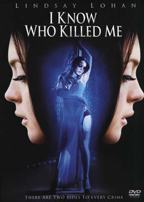 I Know Who Killed Me on DVD image