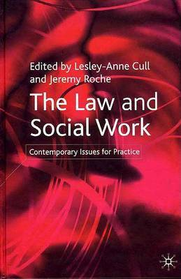 The Law and Social Work: Contemporary Issues for Practice image