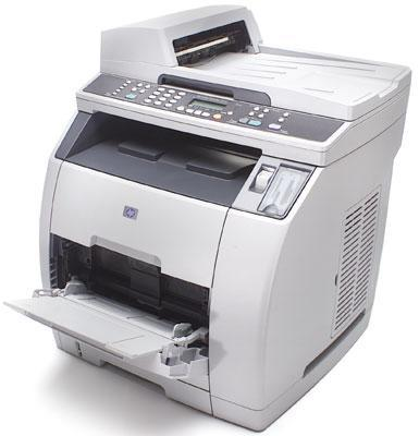 Hewlett-Packard Colour LaserJet 2840 AiO (Print/Fax/Scan/Copy)
