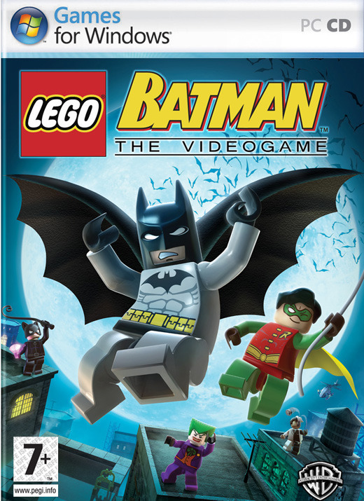 LEGO Batman: The Videogame for PC Games