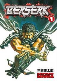 Berserk: v. 1: Black Swordsman by Kenturo Miura