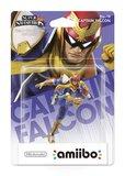 Nintendo Amiibo Captain Falcon - Super Smash Bros. Figure for Nintendo 3DS