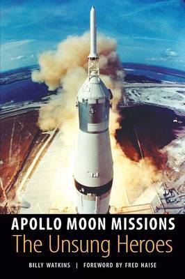 Apollo Moon Missions by Billy W. Watkins image
