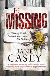 The Missing by Jane Casey image