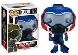 Doom - Space Marine (American Hero) Pop! Vinyl Figure