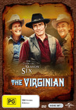 The Virginian - The Complete Season Six on DVD