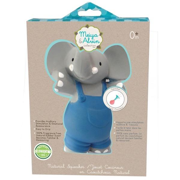 Meiya & Alvin: Alvin the Elephant - Rubber Squeaker image