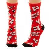 DC Comics Harley Quinn Jrs Crew Socks