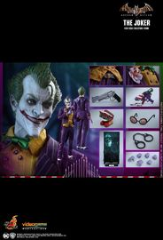 "Batman: Arkham Asylum - The Joker 12"" Figure image"