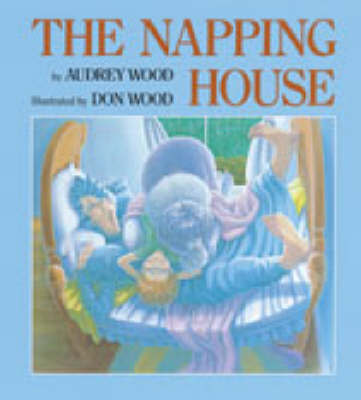 Napping House by Audrey Wood image