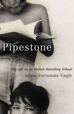 Pipestone: My Life in an Indian Boarding School by Adam Fortunate Eagle image