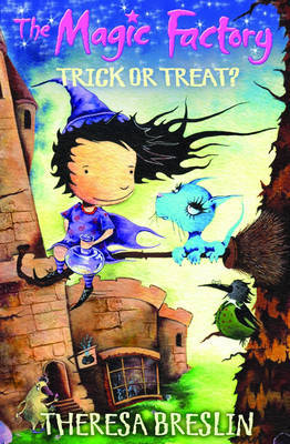 The Magic Factory: Bk. 1 by Theresa Breslin image