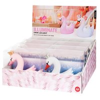Illuminate Swan LED Light - Pink image