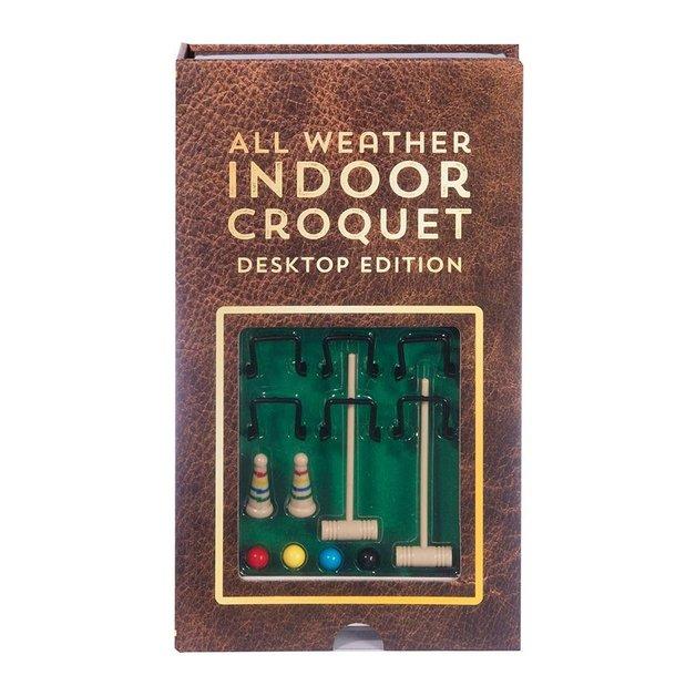 Book Games - Croquet