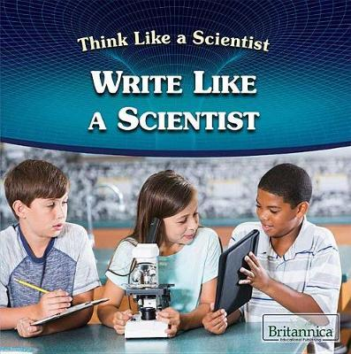 Write Like a Scientist by Philip Wolny