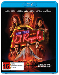 Bad Times At The El Royale on Blu-ray