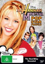Hannah Montana - Pop Star Profile on DVD