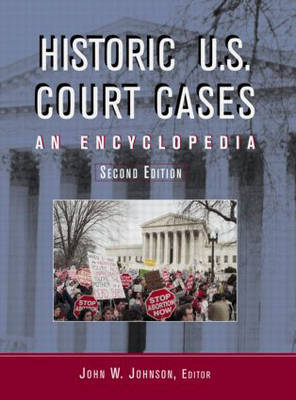 Historic U.S. Court Cases image
