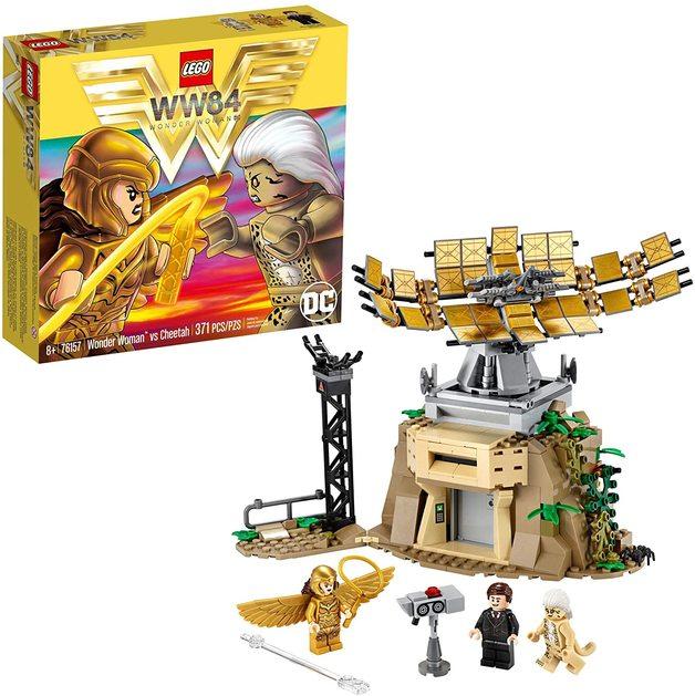 LEGO Super Heroes - Wonder Woman vs Cheetah (76157)