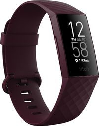 Fitbit Charge 4 Fitness Tracker - Rosewood