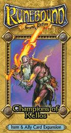 Runebound: Champions of Kellos Expansion