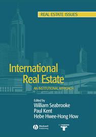 International Real Estate by W Seabrooke