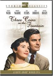 Three Coins In The Fountain on DVD