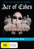 Ace of Cakes- Season 1 on DVD
