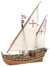 Artesania Latina Nina 1:65 Wooden Model Kit