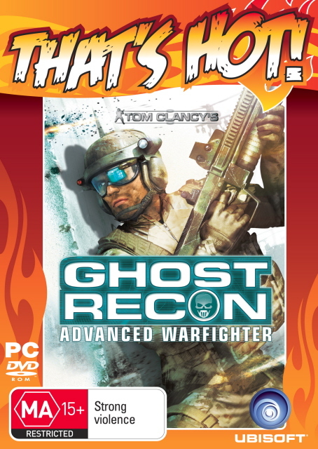 Tom Clancy's Ghost Recon: Advanced Warfighter (That's Hot) for PC Games