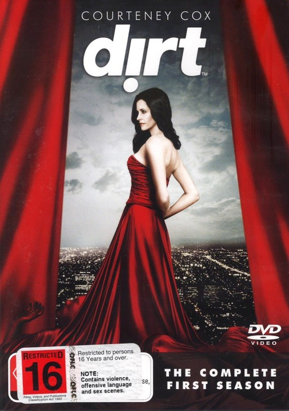 Dirt - The Complete 1st Season (4 Disc Set) on DVD