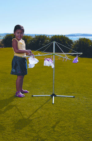 Orbit Toys: Kid's Metal Clothes Line