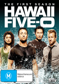 Hawaii Five-O - The Complete First Season on DVD