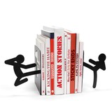 Stickmen Bookends