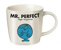 Mr Men Mug - Mr Perfect