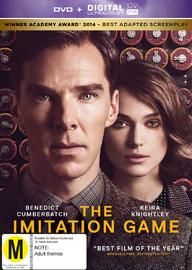 The Imitation Game (DVD/UV) DVD