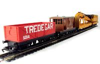 Hornby RailRoad Breakdown Train Pack