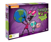Invader Zim: Complete Invasion Collector's Set on DVD
